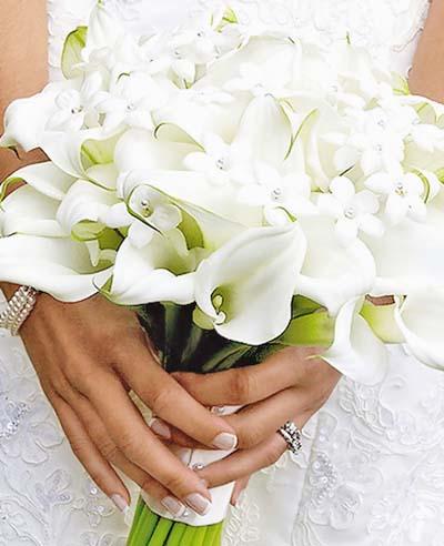 Доставка свадебных букетов в Тюмени